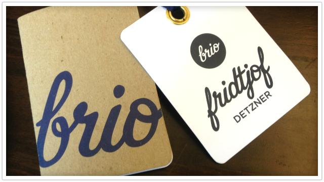 Brio conference
