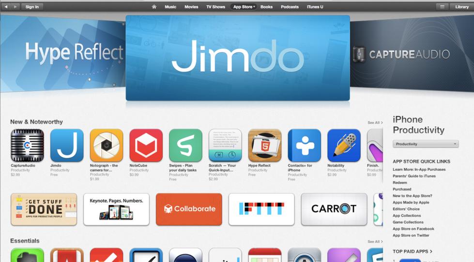 Jimdo_App_Store