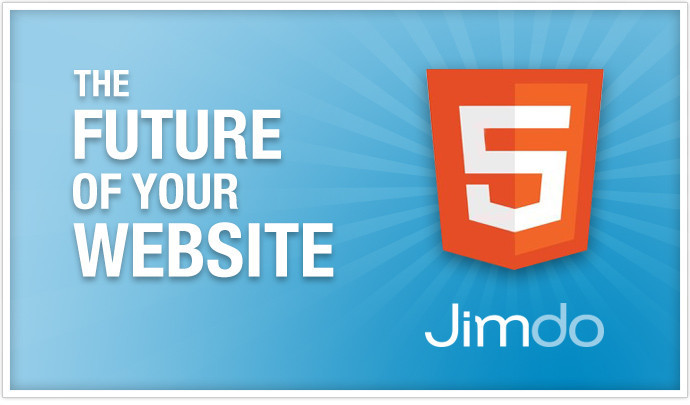 Jimdo is now HTML5 compatible
