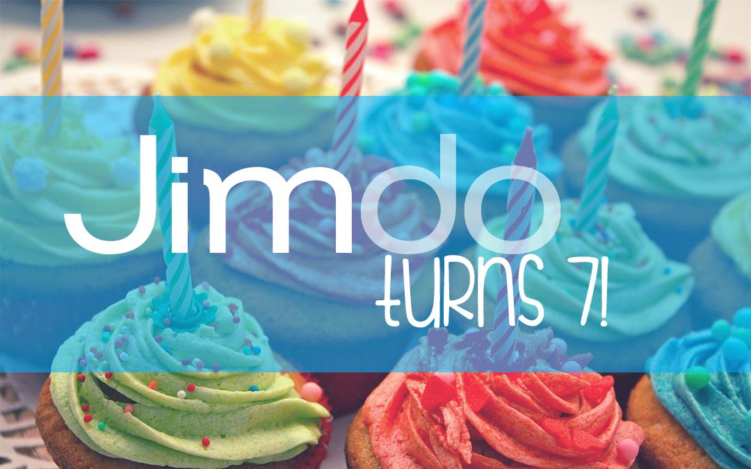 Jimdo Turns 7