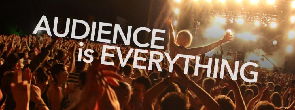 Audience, Audience, Audience