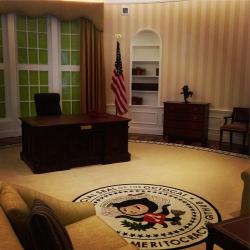 GitHub Oval Office