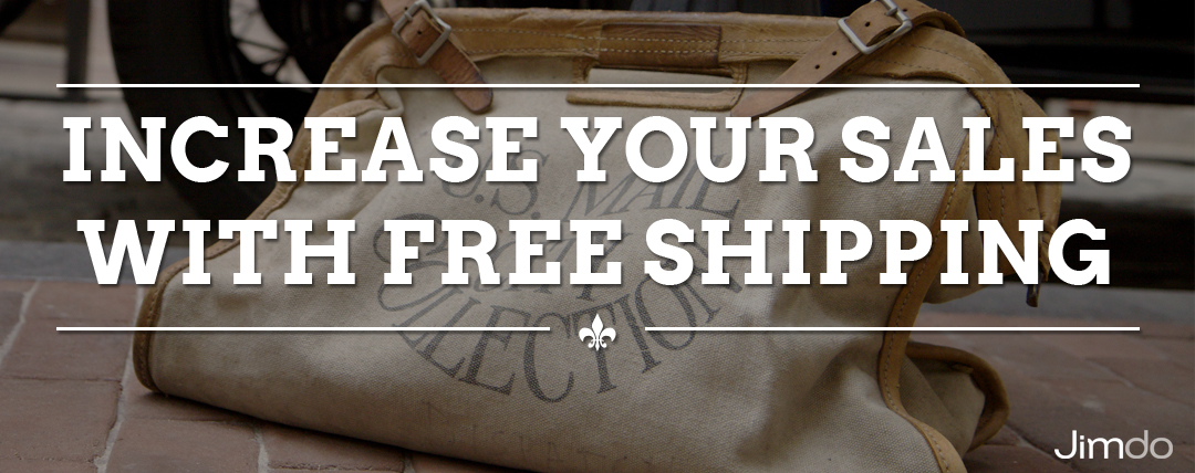 Increase Sales With Free Shipping