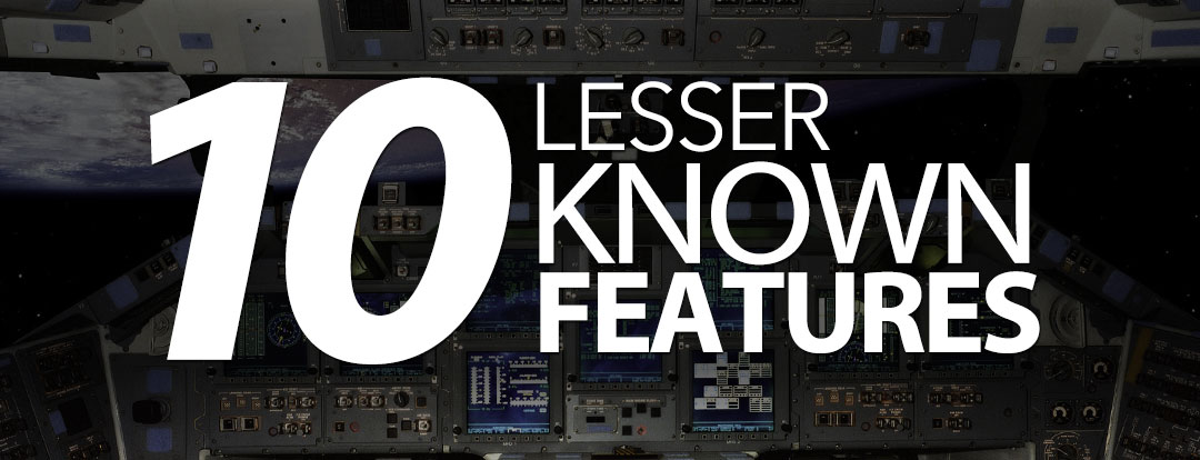 10 Lesser Known Features