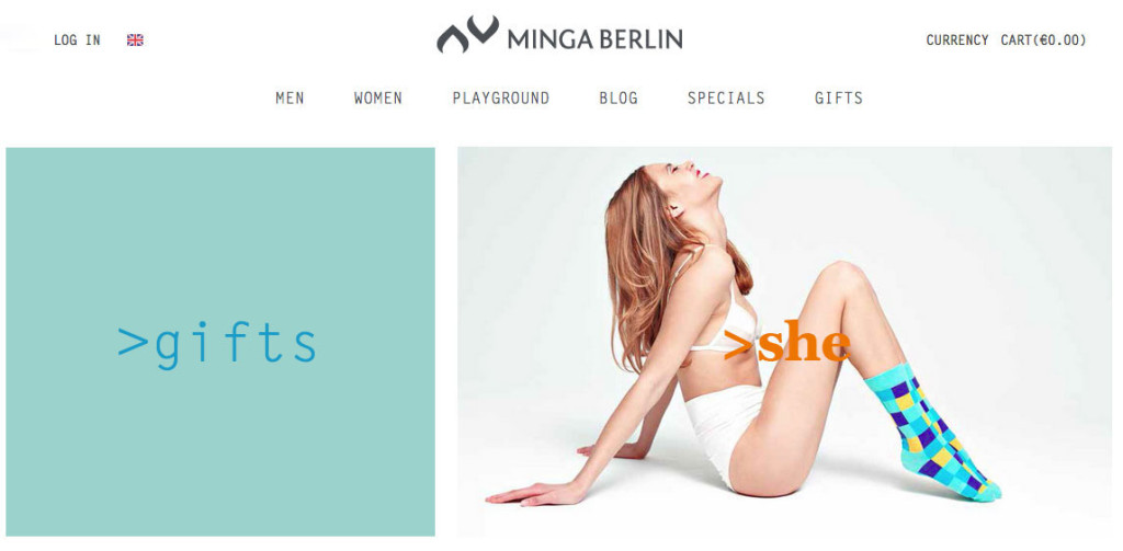 Minga Berlin does a good job balancing fun and function.