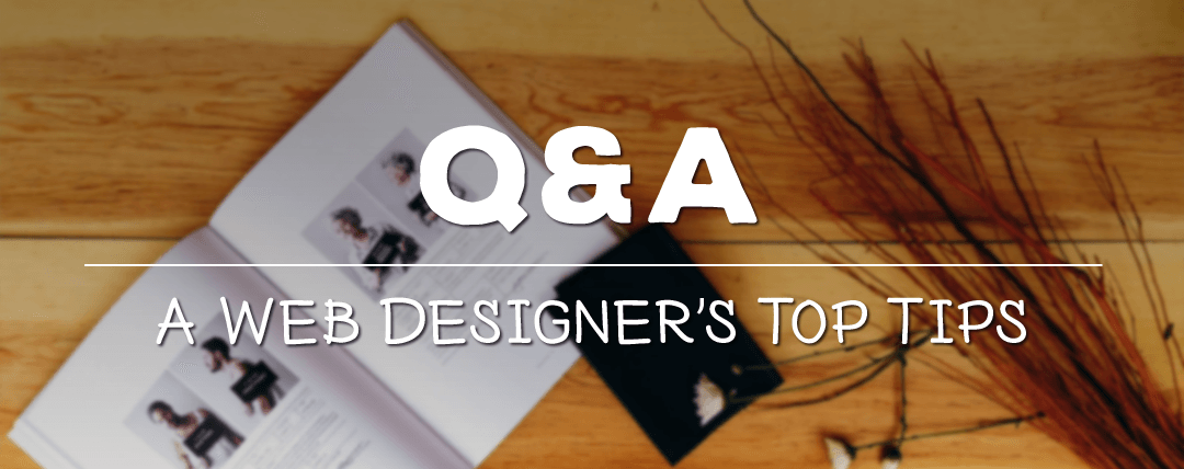 A Web Designers Tips