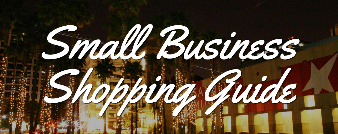 Small Business Shopping Guide