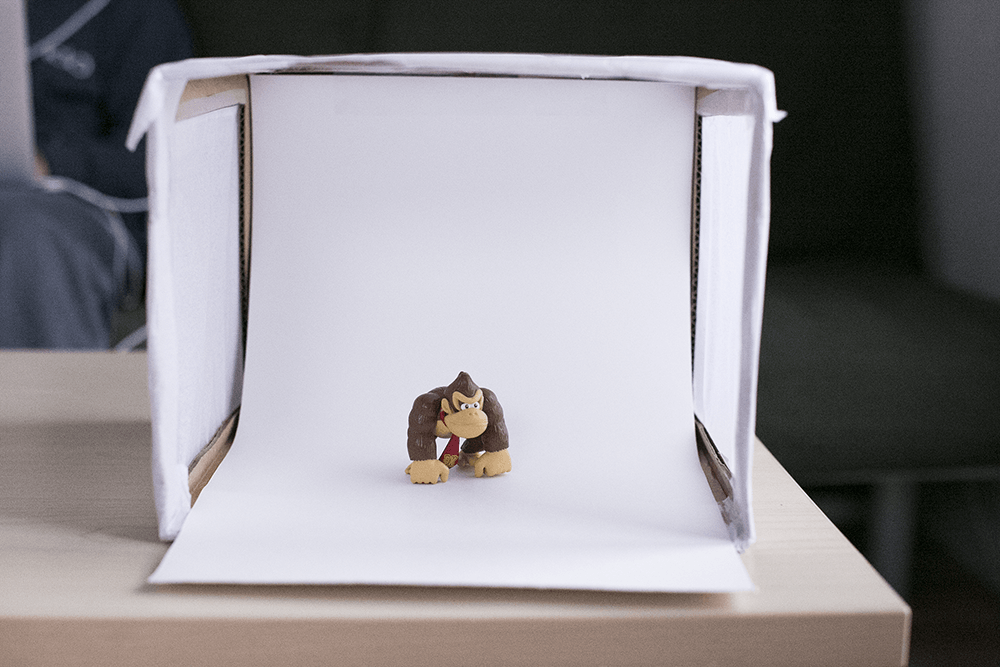 Improve Your Product Photography With A Diy Light Box