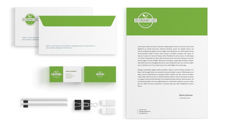 99designs Brand Identity Package