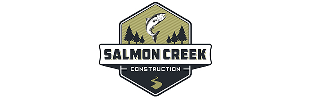 Salmon Creek Construction Logo