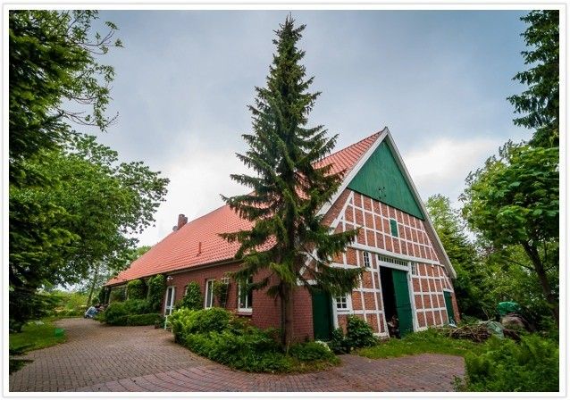 Jimdo farmhouse in Cuxhaven