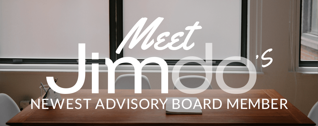 Meet Jimdo's New Advisory Board Member