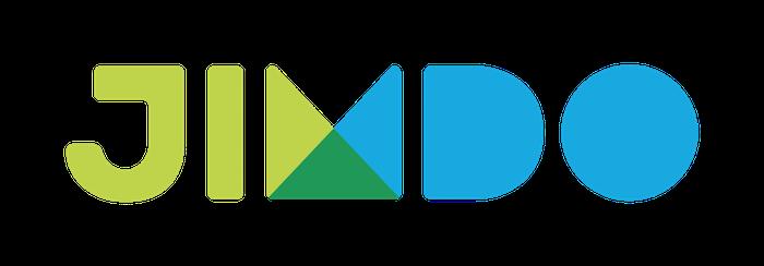 Jimdo's new logo