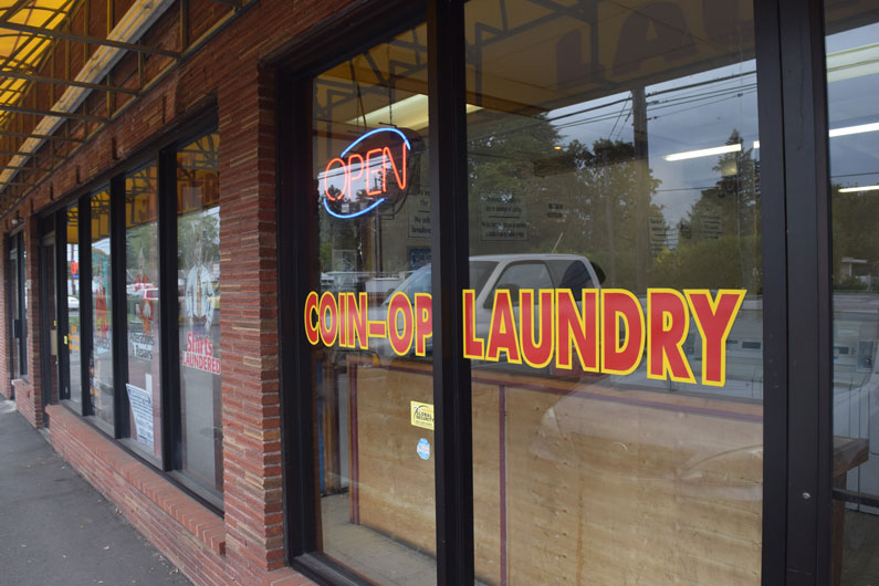 This is an image of Artistic Dry Cleaners in Portland, Oregon