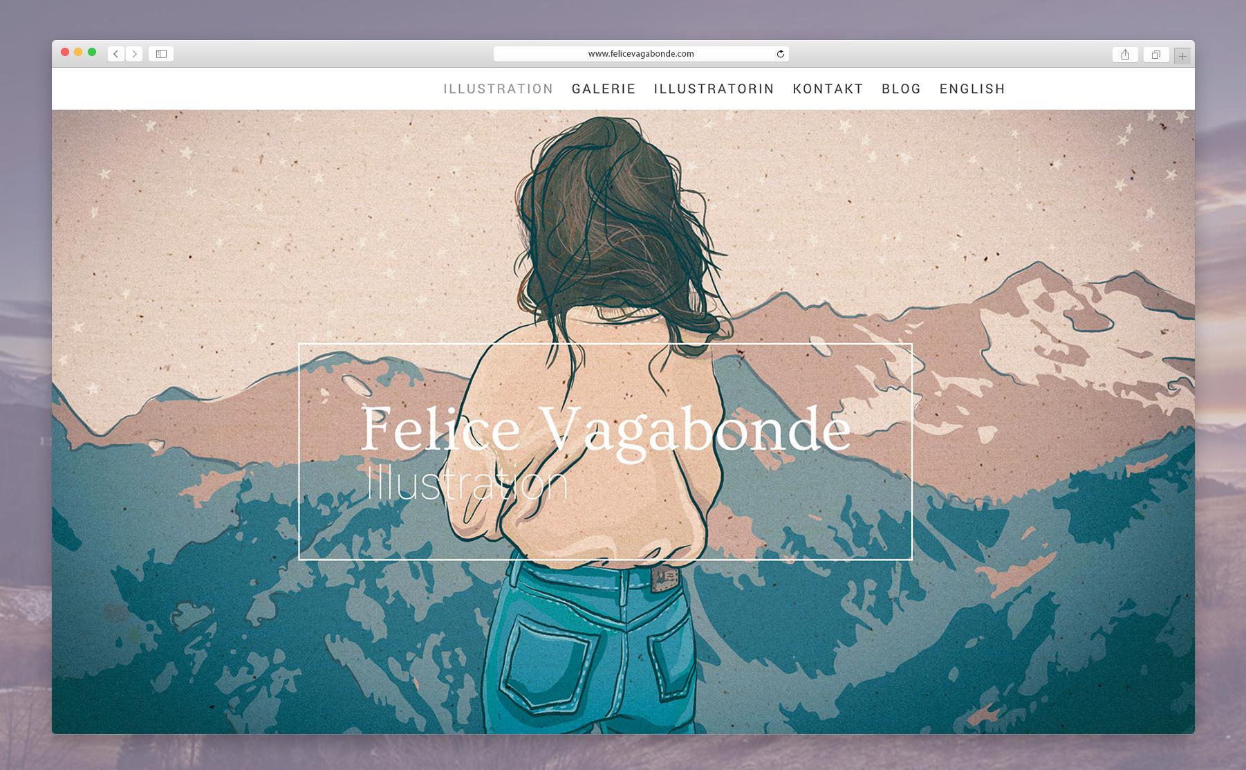 This is Jasmin's Jimdo website.
