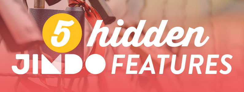 5 Hidden Jimdo Features